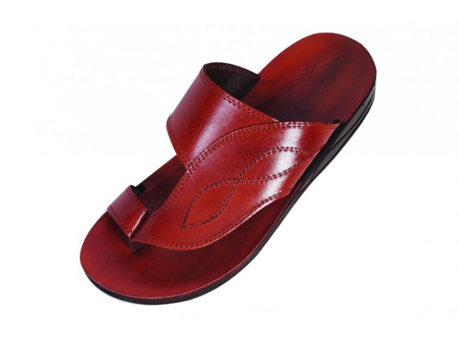 Stylish Quality Leather Sandals - Aya