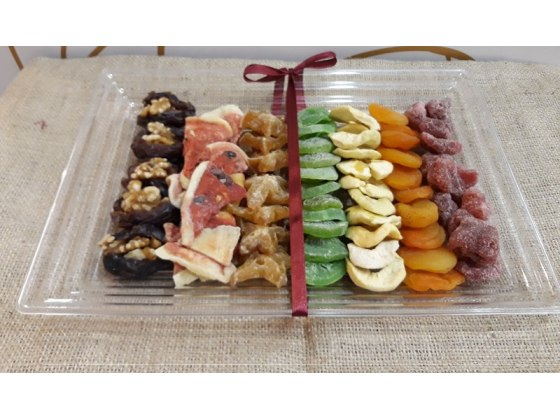 Sweet Delights Dried Fruit Platter
