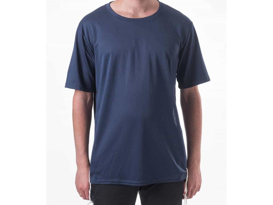 Tallit Katan Dry Fit Round Neck Tzitzit T Shirt