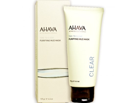 Buy AHAVA Dead Sea Minerals Time to Clear Purifying Mud Mask