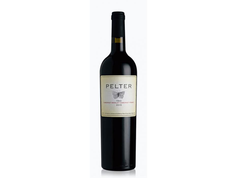 Trio Pelter Winery Israeli Wine