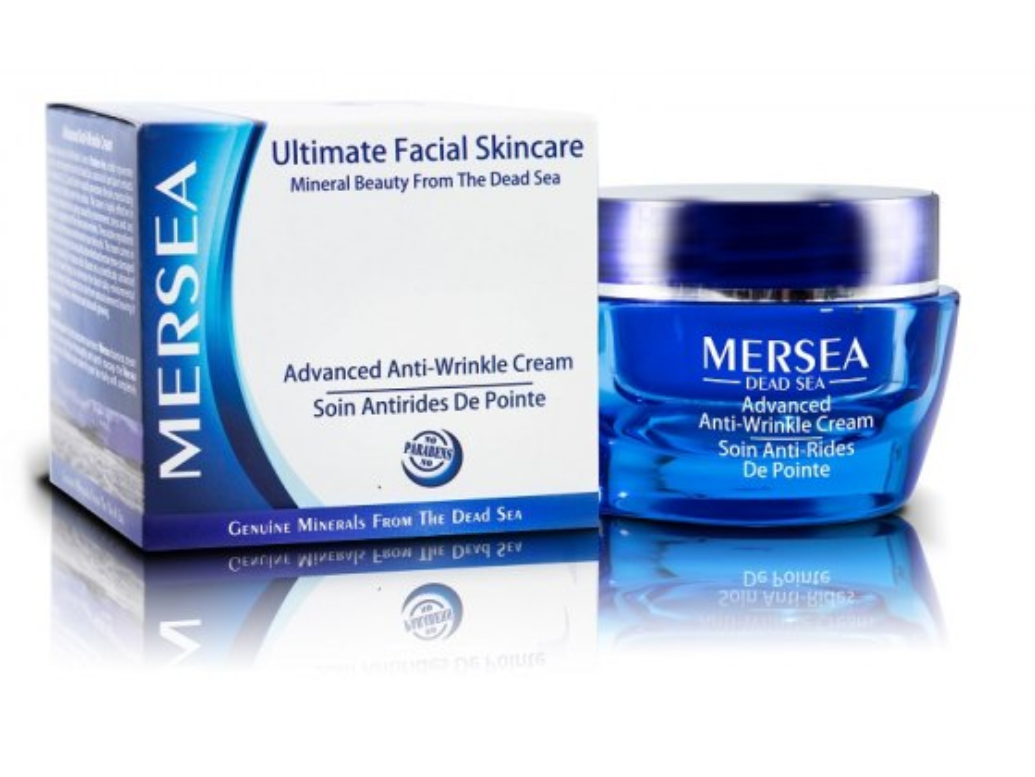 Ultimate Advanced Anti Wrinkle Cream with Dead Sea Minerals