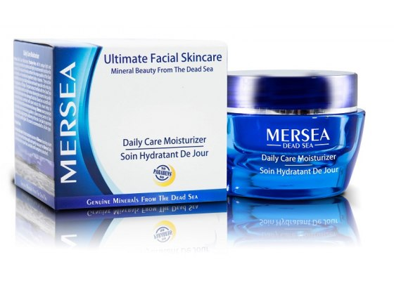 Ultimate Daily Care Moisturizer with Dead Sea Minerals