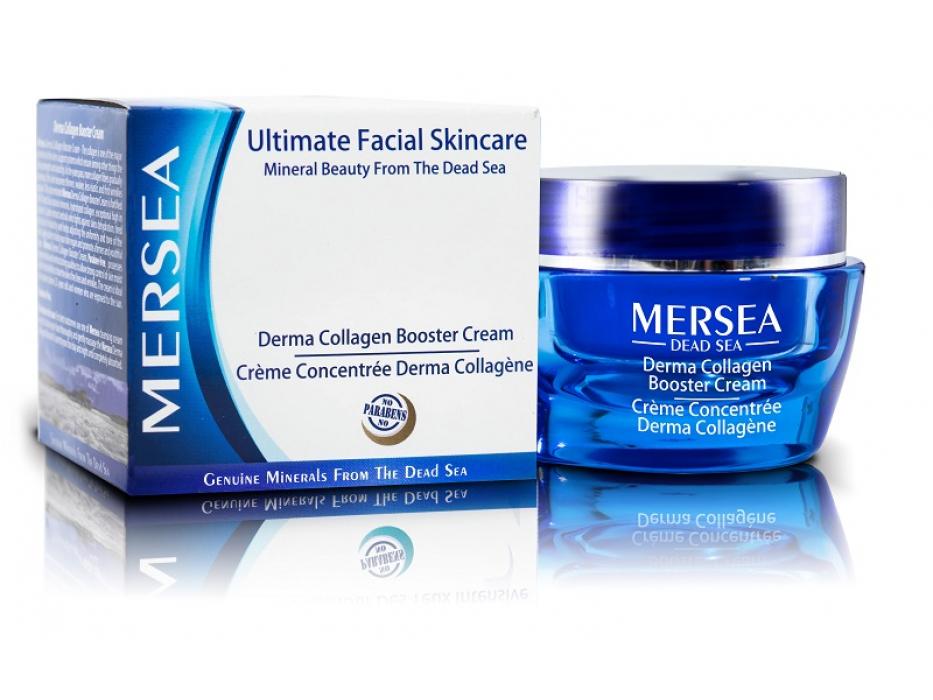 Ultimate Derma Collagen Booster Cream with Dead Sea Minerals