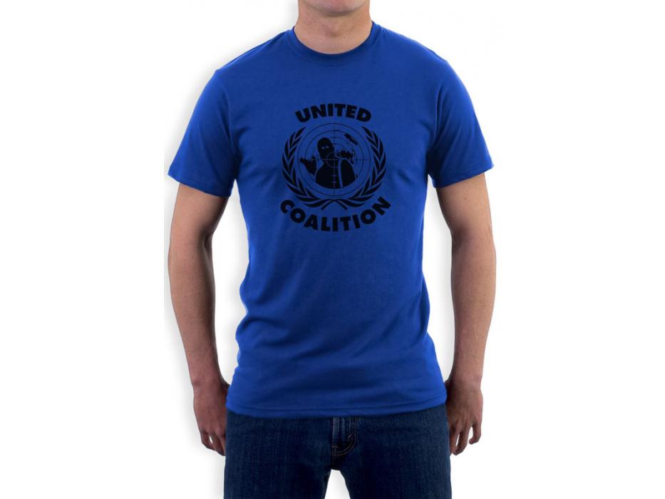 United Coalition, Israel T-Shirt