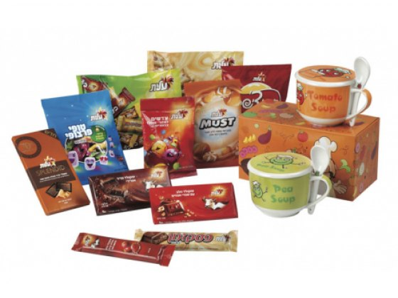 Warm & Yummy Gift Package- Kosher for Passover