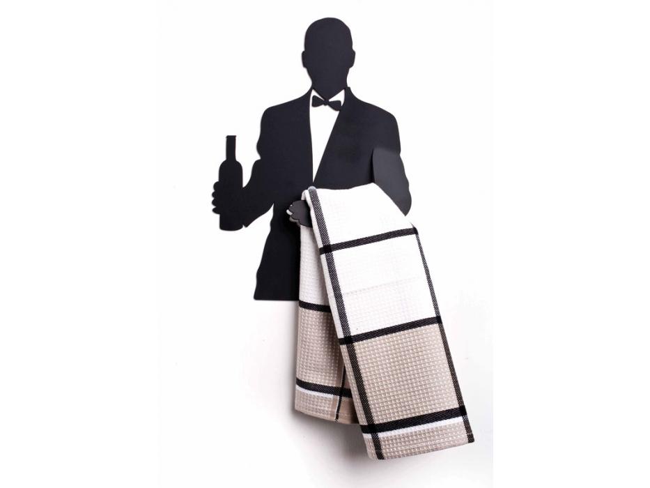 Wine Waiter - Kitchen Towel Hanger, Kitchen Gadgets