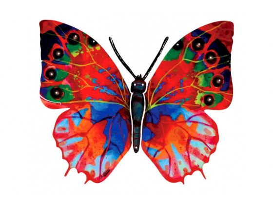 David Gerstein Hadar Butterfly Israeli Art