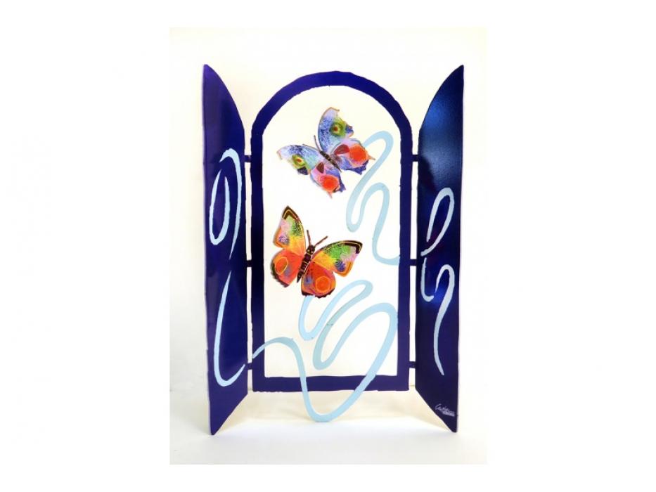 David Gerstein Spring Window Israeli Art