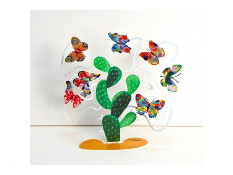 David Gerstein Butterflies Dance Israeli Art