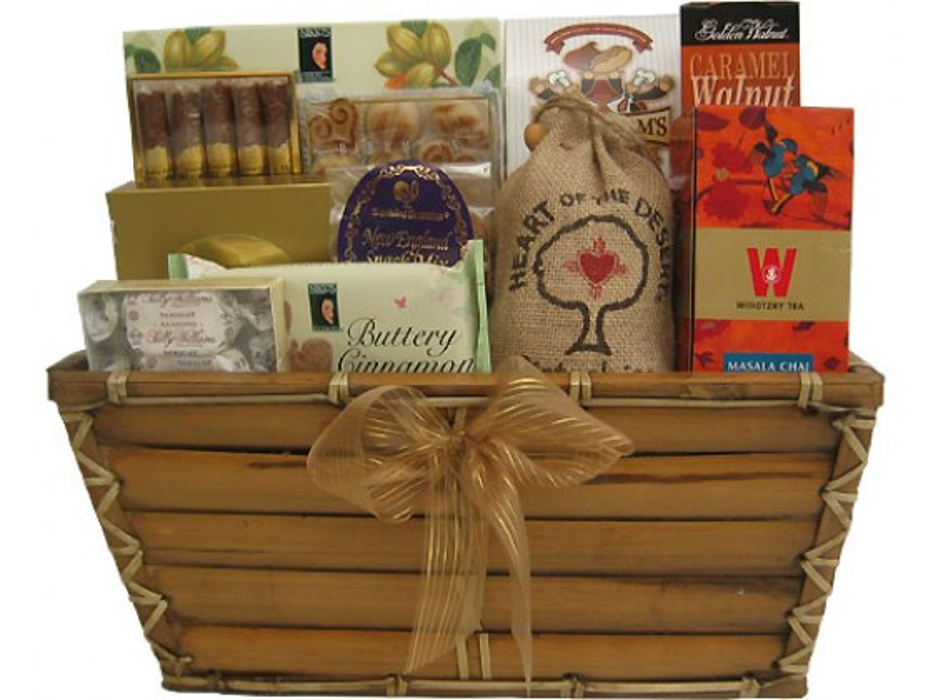 World of Thanks Basket -Kosher Gift Basket (USA & Canada)