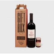 Derech Eretz Wine in a Colorful Gift Box