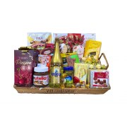 Fit For A King Passover Gift Basket
