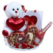 Language of Love Gift Basket