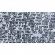 Sterling Silver Zirconia Whole Bible Nano Jewelry Hamsa Pendant