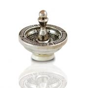 Sterling Silver Dreidel Roulette Design