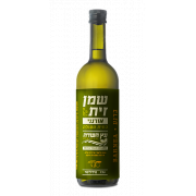 Extra Virgin Israeli Organic Barnea Olive Oil by Etz Hasade (25 oz)