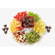 Fondue Magic Fruit and Dip Gift Tray