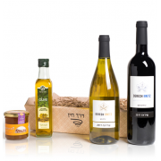 Derech Eretz Wine Duo Gift Box