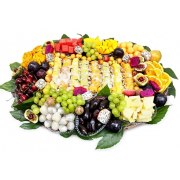 The Hypnotic Fruit Sushi Basket