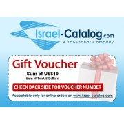 10 Dollars Gift Certificate