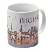 Jerusalem of Gold Souvenir Mug