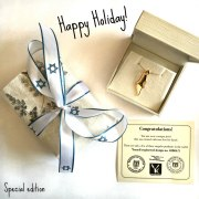 Land of Israel Necklace - Special Holiday Edition