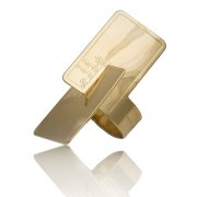 Ani Ledodi Gold Fashion Ring