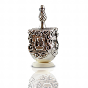 Sterling Silver Royal Dreidel