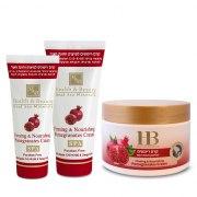 Pomegranate Firming Cream, Dead Sea Products
