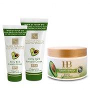 Extra Rich Avocado Cream, Dead Sea Cosmetics
