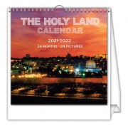 Holyland Desk Calendar [Sept 2020 - Sept 2021]