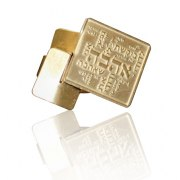The One My Heart Loves Gold Plated Fashion Ring