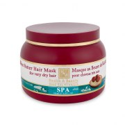 Shea Butter Extract Hair Mask with Dead Sea Minerals