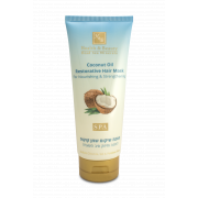 Coconut Oil Restorative Hair Mask for Nourishing and Hair Fiber Strengthening