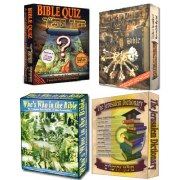 4 Bible Software Set