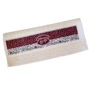Dorit Judaica Papercut Style Hand Towel