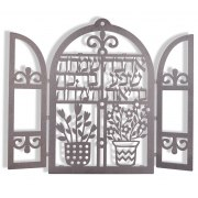 Dorit Judaica Window Home Blessing Wall Hanging