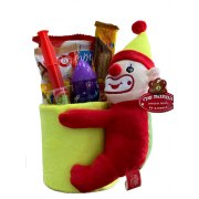 Nice Little Clown Purim Gift Basket