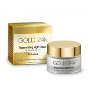 Gold 24k Regenerating Night Cream