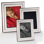 925 Sterling Silver Picture Frame - Set of 3 Style #819