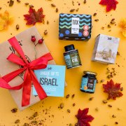 Taste of Israel New Year Gift Box All The Best Set