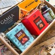 Taste of Israel Best Wishes Gift Box