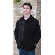 Lightweight Bulletproof Fleece Jacket Level IIA