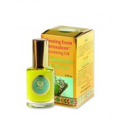 Blessing from Jerusalem Gold Anointing Oil Frankincense & Myrrh (12 ml)