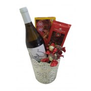 Kosher for Passover Goodies and Wine