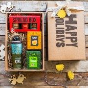 Taste of Israel Happy Holiday! Gift Box