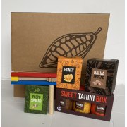Taste of Israel Purim Box With Halva Pesto Honey Tahini