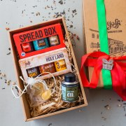 Taste of Israel Holy Land Holiday Gift Box
