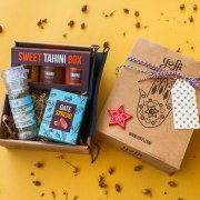 Taste of Israel Take Care Holiday Pack Gift Box